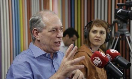 Ciro Gomes volta a ofender gravemente o vereador Fernando Holiday