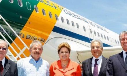 Sargento preso com 39 quilos de cocaína já fez voos com Dilma e Michel Temer