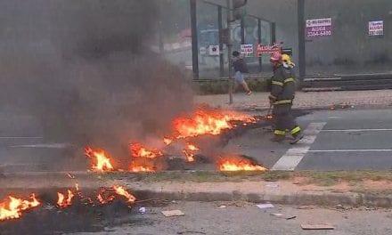 Morre Edi Alves Guimarães, mulher que inalou fumaça durante protesto da Esquerda