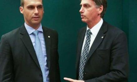 """Eduardo Bolsonaro critica pesquisas: """"Institutos de pesquisas deveriam ter vergonha"""""""