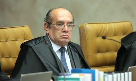 Urgente: Gilmar Mendes sugere soltura imediata de Lula
