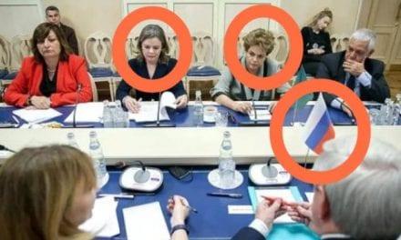Dias antes de vazamentos da Lava Jato, petistas Gleisi e Dilma estiveram na Russia
