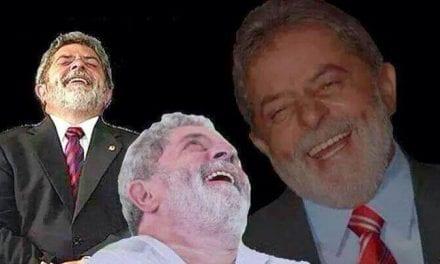DECA RÉU: Lula se torna réu pela décima vez