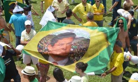 Patriotas marcam manifestação em apoio a Lava Jato