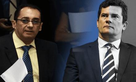 Senador Kajuru chama The Intercept, de Glenn Greenwald, de criminoso e ministro Moro comenta
