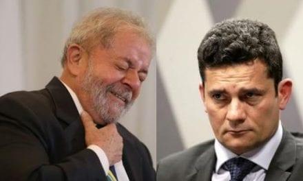 Sérgio Moro não dará trégua a terroristas extrangeiros acolhidos por Lula