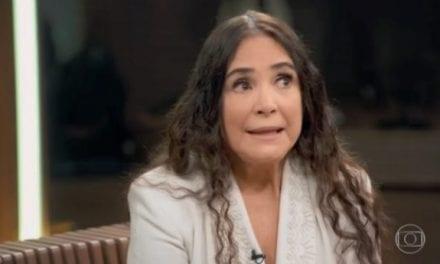 Regina Duarte desabafa após ser criticada por apoio a Bolsonaro: 'sou chamada de fascista'