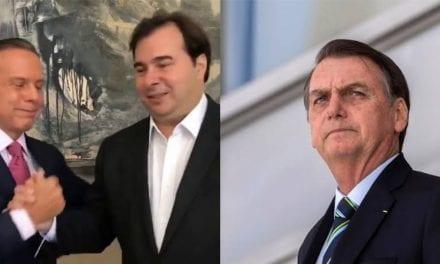 Chapa Dória-Maia contra Bolsonaro em 2022