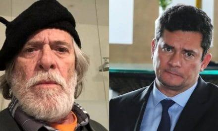 Zé de Abreu diz que Moro pode ser preso ainda hoje