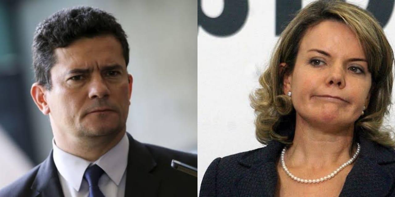 """Petistas fazem acusações contra Moro, e ministro responde na lata """"Não sou eu que sou acusado de corrupção"""""""