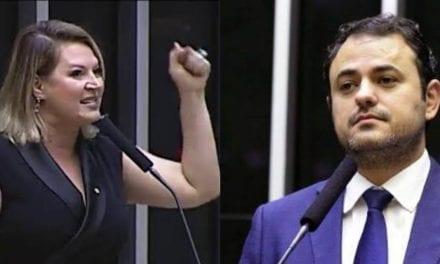 Joice Hasselmann e deputados de Bolsonaro não perdoam, e enquadram psolista que xingou Sergio Moro