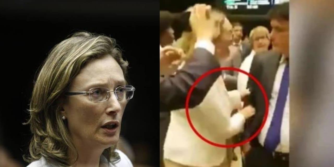 Por agressão a deputado, Maria do Rosário pode ser alvo de proceso na Câmara