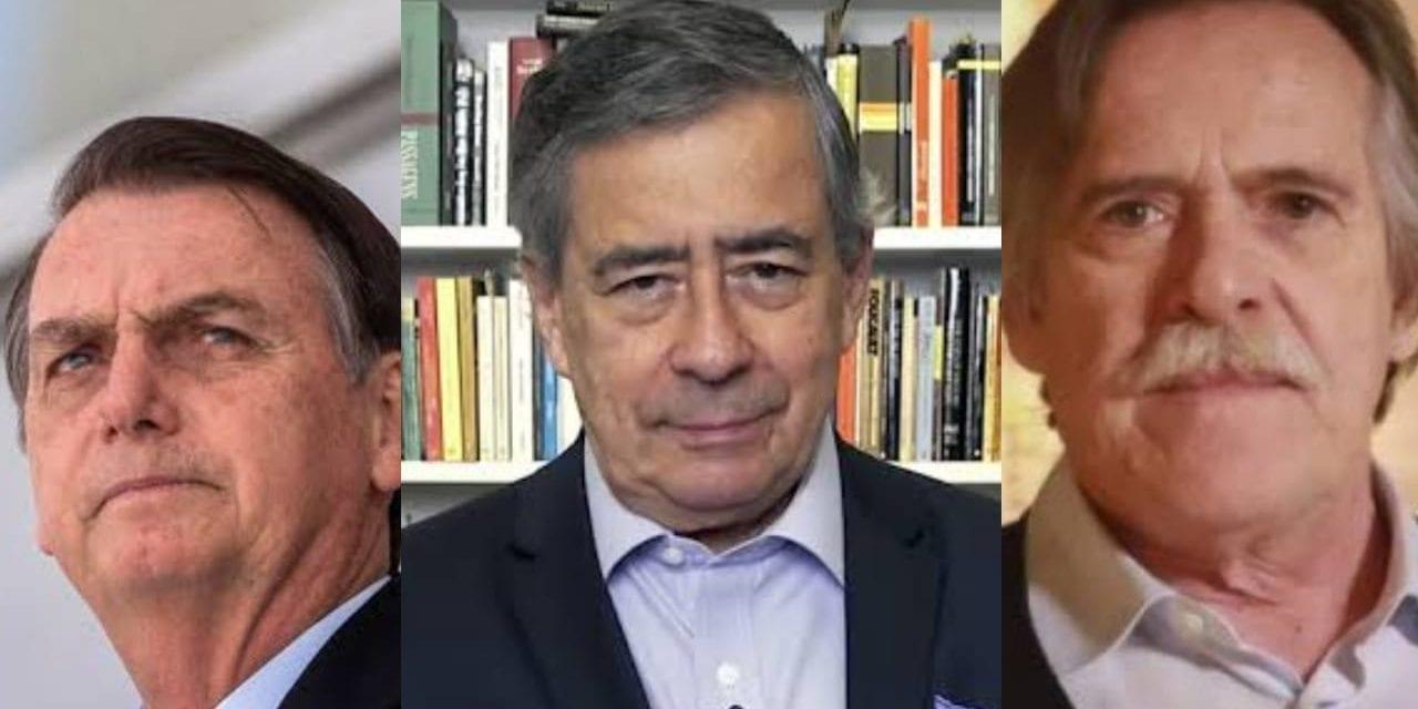 Zé de Abreu coloca 'na conta' de Bolsonaro morte de Paulo Henrique Amorim