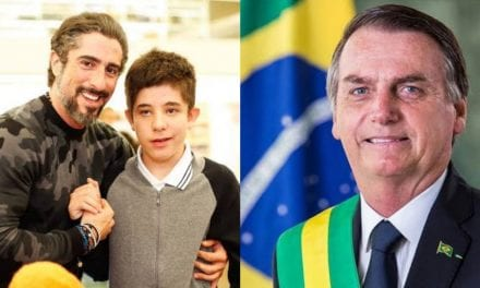 Filho autista de Marcos Mion faz pedido emocionante ao presidente Bolsonaro