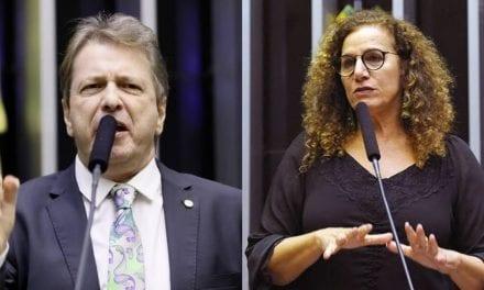 Deputada Comunista Jandira Feghali ataca Paulo Guedes de forma baixa, e é 'calada' por deputado do PSL