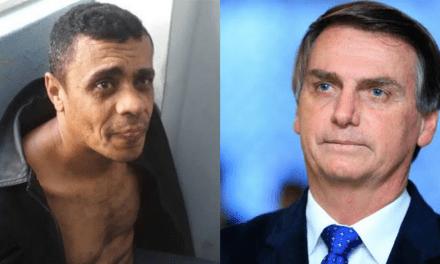"""Bolsonaro sobre Adélio Bispo: """"Vai ficar em uma 'prisão perpétua'"""""""