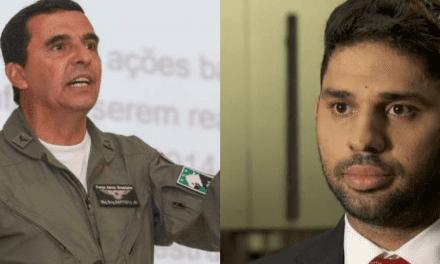 Tenente-Brigadeiro refuta e marido de Glenn Greenwald acaba pedindo desculpas por baixaria