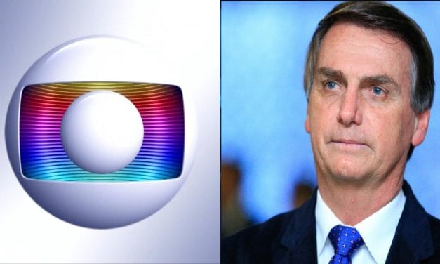 Rede Globo faz novo ataque a Bolsonaro, e tenta jogar cristãos contra o presidente