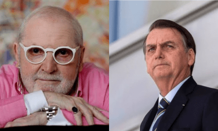 Jô Soares escreve carta em francês com críticas a Bolsonaro