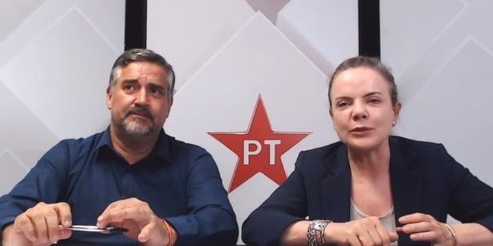Petistas têm a cara de pau de pedir a prisão de Sérgio Moro