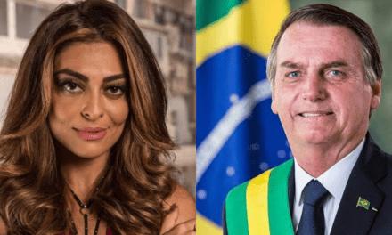 """Juliana Paz vai contra colegas de emissora e afirma sobre governo Bolsonaro: """"Não irei bocotar"""""""
