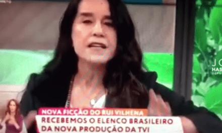 Absurdo: Em portugal, atriz brasileira militante petista suja a imagem do Brasil e pede boicote e produtos brasileiros