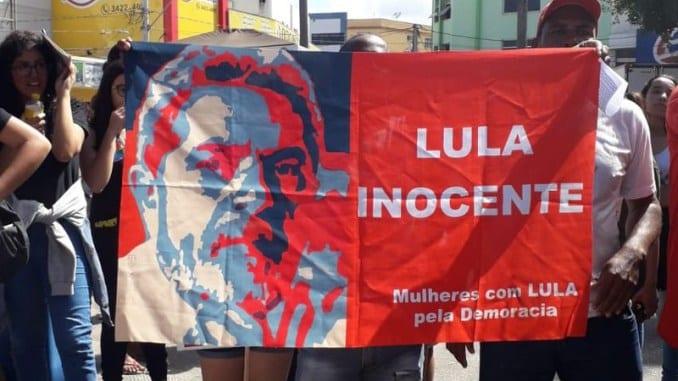 """Segundo site, PT usou dinheiro público para bancar campanha """"Lula Livre"""""""