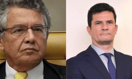 Ministro Marco Aurélio, nomeado por Collor, parte para o ataque contra Sergio Moro