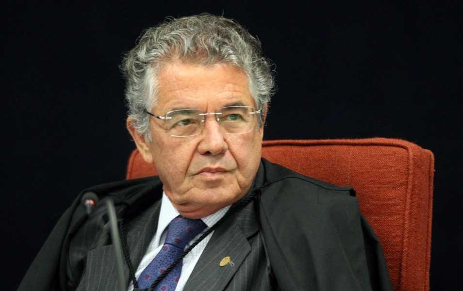 Ministro do STF Marco Aurélio de Mello sugere que Bolsonaro use mordaça