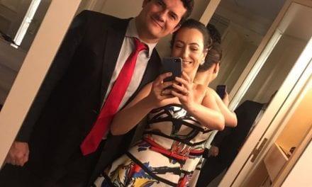 Sergio Moro e esposa são aplaudidos em voo