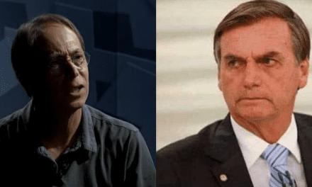 Ator Pedro Cardoso diz não acreditar em Deus e critica lema de Bolsonaro