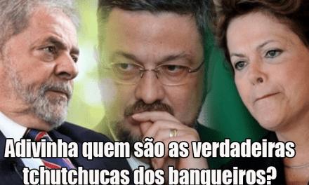 Palocci diz que o PT recebeu dinheiro de bancos em troca de favores escusos