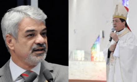 Bispo desmente senador petista e explica que não houve manifestação pró-Lula em missa