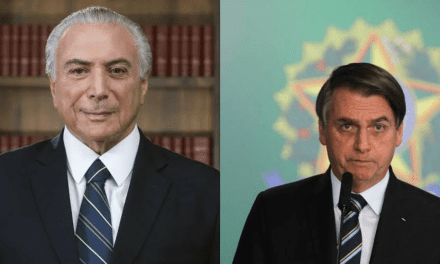 Para Temer, seu governo é o motivo do sucesso de Bolsonaro