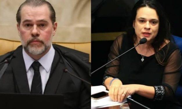 Pedido de Impeachment de Toffoli é protocolado no Senado