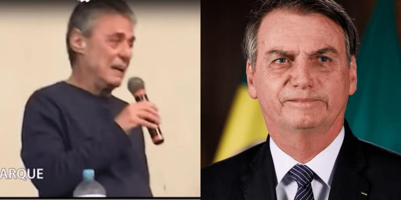 """Chico Buarque diz que Bolsonaro ganhou por conta de """"armação da grande mídia"""", e faz homenagem a Glenn Greenwald"""