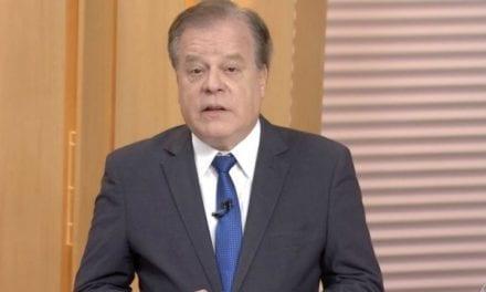 Chico Pinheiro, da Globo, faz crítica a ação da PM e é rebatido pelo público