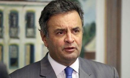 PSDB rejeita pedido de expulsão de Aécio Neves