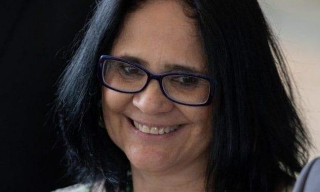 Damares lança desafio à parlamentares