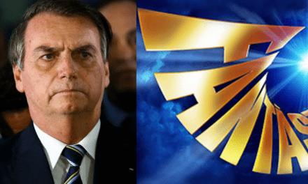 Após 'coices' de Bolsonaro na imprensa, Globo revida e tenta ridicularizá-lo no Fantástico