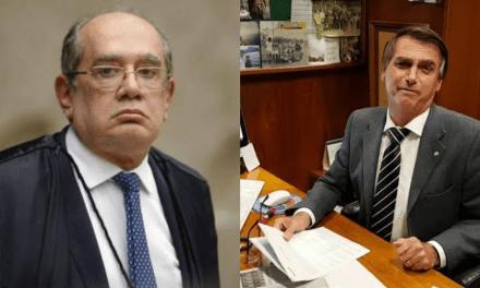 Bolsonaro demite funcionário de estatal indicado por Gilmar Mendes