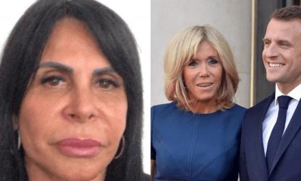 Gretchen surge, pede desculpas a Emmanuel Macron, e faz elogios a Brigitte