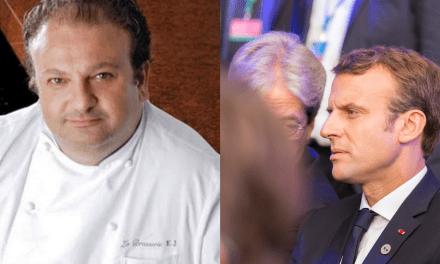 Jacquin, chef francês do programa MasterChef, críitica França por ofensas ao Brasil