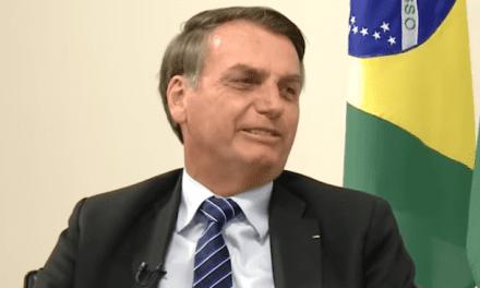 """Bolsonaro: """"O dia que não sou criticado pela nossa mídia, é sinal que estou fazendo algo errado"""""""