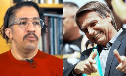 """Jean Wyllys surta após Bolsonaro dizer que 'não tem que ter pena de bandido': """"Fascista, hipócrita"""""""