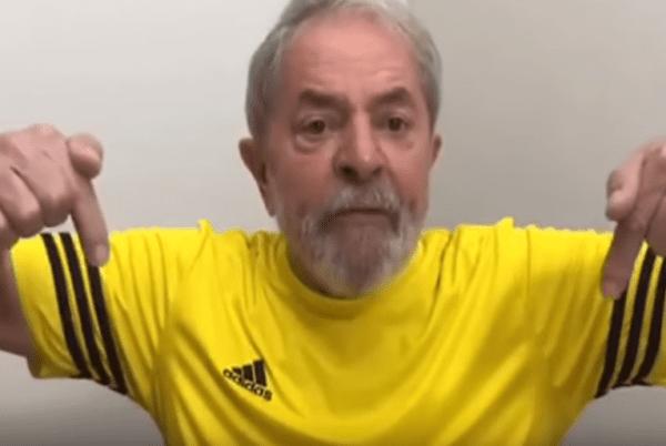Lula diz para advogados que não quer ir para o semiaberto