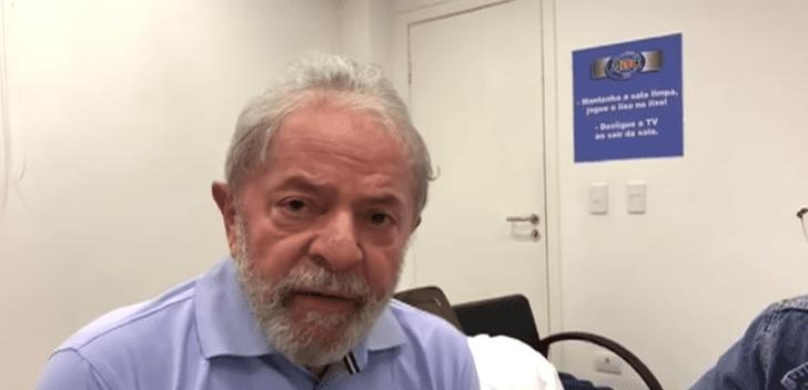Segundo site, Lula poderá ser solto no próximo dia 27