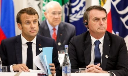 "Macron estuda classificar a Amazônia como ""status internacional"""