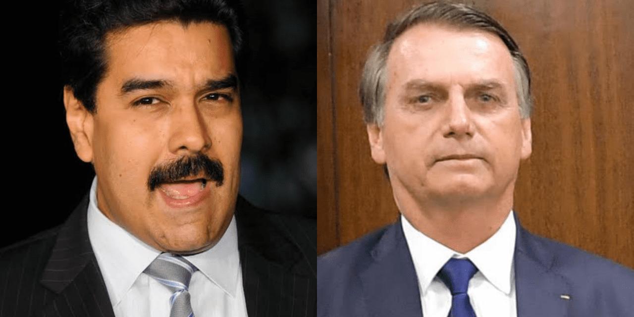 """Maduro culpa Bolsonaro por queimadas e afirma: """"É o fascismo destruindo os direitos sociais"""""""