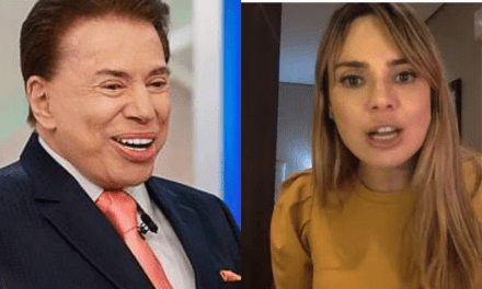 Silvio Santos pune Rachel Sheherazade após video polêmico
